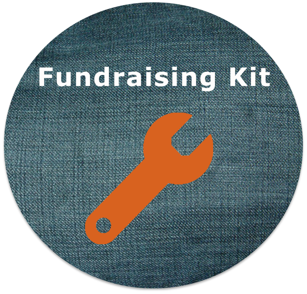 Fundraising Kit Button