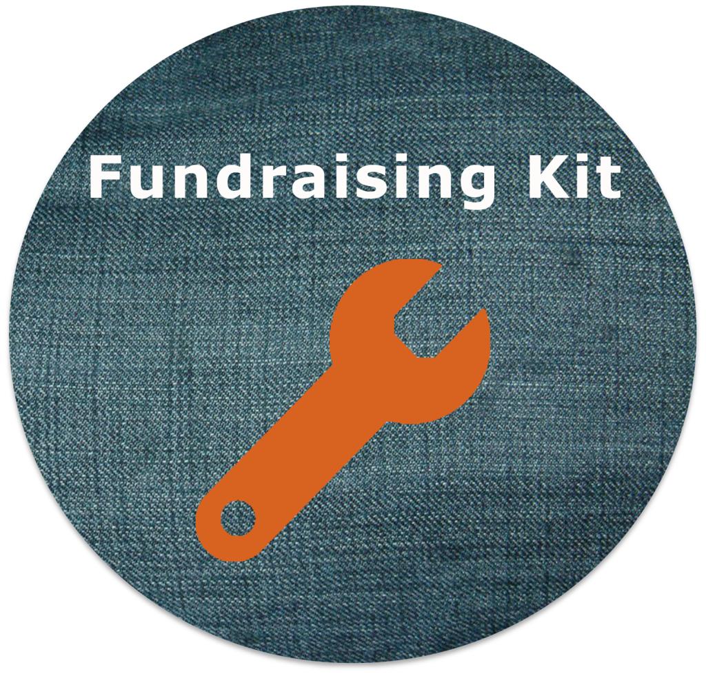 Fundraising Kit Button