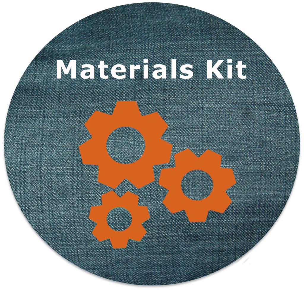 materials button